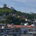尾道での鉄道撮影と僕のお気に入りカフェの帆雨亭でのかき氷 広島県デスティネーションキャンペーンの旅 その20