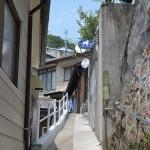 高低差の激しい呉の住宅街は最高の路地裏散歩スポットだった! 広島県デスティネーションキャンペーンの旅 その26