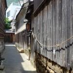 潮待ちの港として繁栄したという今は静かな鞆の港を眺めてみる 広島県デスティネーションキャンペーンの旅 その9