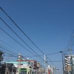 【Tokyo Train Story】真夏の青空(都電荒川線)