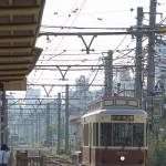 【Tokyo Train Story】夏の逆光(都電荒川線)