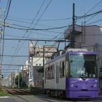 【Tokyo Train Story】夏の梶原電停にて(都電荒川線)
