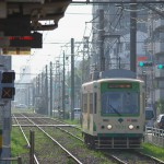 【Tokyo Train Story】夏の小台電停にて(都電荒川線)