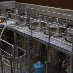 ワイナリー内でワインの製造工程を見学する! 「登美の丘ワイナリー 技師長が語る 特別ワイナリーツアー2013 秋篇」 その3