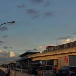【Tokyo Train Story】夕日を浴びる日暮里舎人ライナー