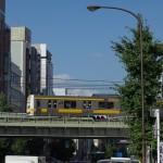 【Tokyo Train Story】江戸通りを越える総武線