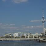 【Tokyo Train Story】東京スカイツリーをバックに隅田川を渡る総武線