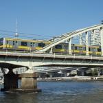 【Tokyo Train Story】東京スカイツリーが総武線を串刺し