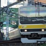 【Tokyo Train Story】鉄橋を越えて!(総武線)