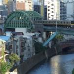 【Tokyo Train Story】神田川がある景色(総武線)
