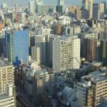 【Tokyo Train Story】文京シビックセンターから東京メトロ丸ノ内線を見下ろす