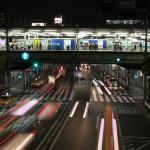 【Tokyo Train Story】夜の西日暮里駅