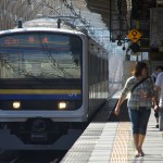 【Tokyo Train Story】浅草橋駅で209系に出会う(総武線)