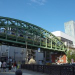 【Tokyo Train Story】松住町架道橋を渡る総武線