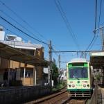 【Tokyo Train Story】都電荒川線荒川七丁目電停にて