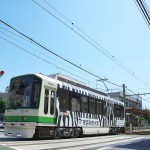 【Tokyo Train Story】ゼブラカラーの都電荒川線