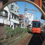 【Tokyo Train Story】鏡の中の停留所(都電荒川線)