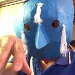 平成25年(2013年)11月11日(月)から16日(土)まで銀座のギャラリー枝香庵で開催される「モーリのクリエイションクラブ 神々のマスク展」にとくとみが作ったマスクも展示されちゃいます!