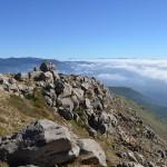 2013年9月29日に目撃した群馬県の草津白根山からのみごとな雲海 iPhone5sで撮影した動画もあります!