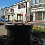 松本市内の中町通りある名も無き井戸たち 冬の長野旅行2008-2009 その4