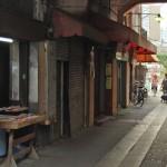 過去と現在の交差点 三ノ輪橋停留所(都電がある風景 その2)