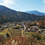 紅葉が美しい岐阜県の白川郷へ 秋の北陸旅行 その5