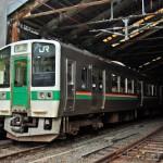 奥羽本線板谷駅のスイッチバック跡を堪能する 夏の青春18きっぷの旅第2弾 その8