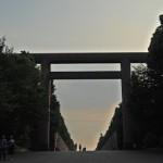 靖国神社境内で見かけた昭和の風景 秋葉原ー新宿散歩 その6
