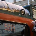 吾妻線の車窓から雪を眺める 冬の青春18きっぷの旅ー吾妻線温泉巡り その1