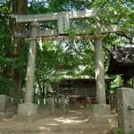平成21年度の諏方神社納涼盆踊り大会準備中