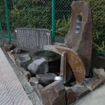 湯河原の五所神社にある大木 冬の青春18きっぷの旅 その25