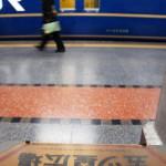 上野駅にて北斗星の裏方さんたちを撮影してきた