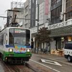路面電車と普通の鉄道の2つの顔を持つ福井鉄道に乗車する 初秋の北陸旅 その22