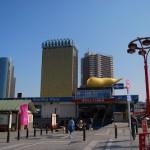 浅草から日の出桟橋への水上バス 東京水辺散歩 その2