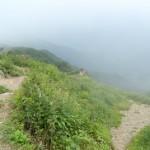 写真を撮る余裕もない谷川岳登山 夏の青春18きっぷの旅第3弾 その3