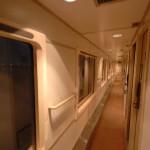 北斗星2人用B寝台デュエットの室内レポート 北斗星で北海道! その2