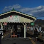 秩父鉄道SLパレオエクスプレス号で長瀞から三峰口へ 秩父日帰り旅行 その4