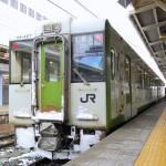 日本一の豪雪路線、飯山線を行く 冬の青春18きっぷの旅 その4