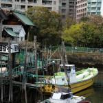 佃の路地裏は井戸ポンプの宝庫だった 佃から春海橋への東京路地裏散歩 その3
