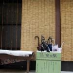 草津温泉大滝乃湯で雪見風呂 冬の青春18きっぷの旅ー吾妻線温泉巡り その2