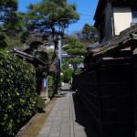 北鎌倉の路地裏を歩き、紫いもソフトクリームを食す 冬の鎌倉散策 その4