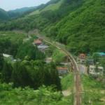 上越線湯檜曽駅のループ線を堪能する 群馬新潟長野旅行 その3