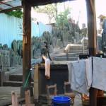 谷中玉林寺の井戸ポンプ