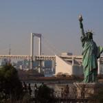 ゆりかもめに乗って日の出桟橋からお台場へ 東京水辺散歩 その3