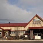 足湯と喫茶店と井戸がある釧網本線川湯温泉駅 ぐるっと道東の旅 その23