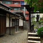 徳富記念園に残る井戸 初の九州旅行 その5