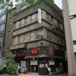 昭和モダンの美しいビル、北原ビル 秋葉原ー新宿散歩 その1
