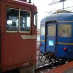 函館での機関車交換と食堂車での朝食 北斗星で北海道! その5