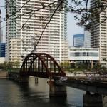 東京都内に残る奇跡の廃線跡―春海橋― 佃から春海橋への東京路地裏散歩 その4