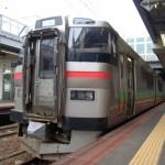 ランプを効果的に用いている小樽駅 北斗星で北海道! その6